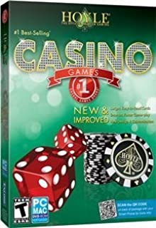 Brand New Encore - Hoyle Casino Games 2012 Amr (Rated: Rp) (Works With: Win Xp,Vista,Win 7/Mac 10.1 Or Later)