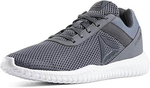 Reebok Herren Flexagon Energy Tr Multisport Indoor Schuhe, Mehrfarbig (Alloy/True Grey/White 000), 45 1/3 EU