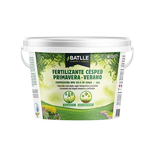 Semi Batlle Intelligente Micro 710721UNID fertilizzanti Prato 5 kg