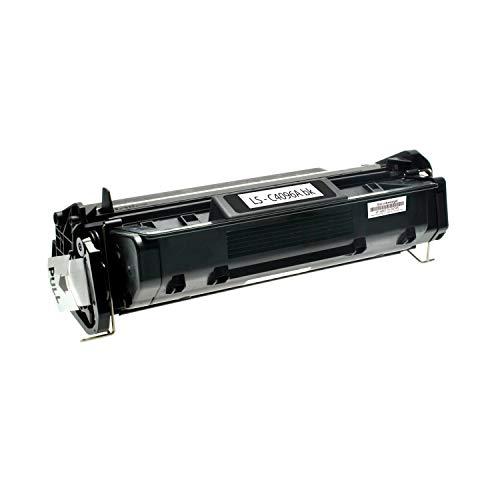 Logic-Seek Toner kompatibel zu HP C4096A 96A Laserjet 2100 2200 Serie - Schwarz, 5.000 Seiten