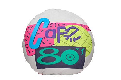 SD Toys Cafe 80 kussen rond liniaal duurzaam SDTUNI22207