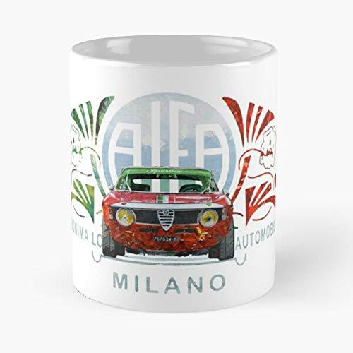 5TheWay Mug Romeo Sprint GTA Alfa Best 11 oz Kaffeebecher - Nespresso Tassen Kaffee Motive