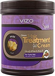 Vizo Spot Hair Treatment Cream Musk 1000ml