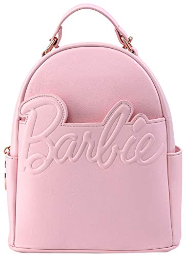 Loungefly Rose Gold Chain Mini Backpack