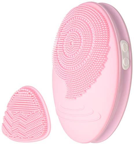 Preisvergleich Produktbild JOCCA 6011 sonico von Silikon-Gesichtsreinigungsbürste,  100% natürlich