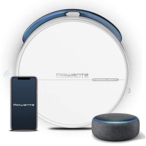 Echo Dot (3.ª generación), Antracita + Rowenta Explorer Se