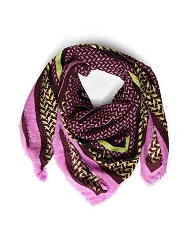 Street One Damen 571423 Mode-Schal, Sweet Lilac, A