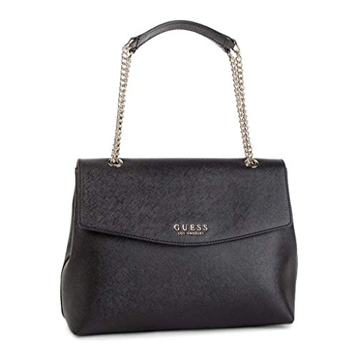 Guess Robyn Shoulder Bag Black