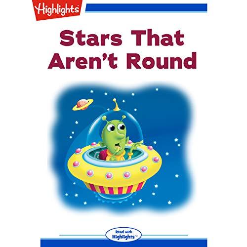 Stars That Aren't Round copertina