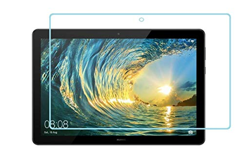 "M.G.R.J® Tempered Glass Screen Protector for Huawei MediaPad T5 Tablet (10.1"" inch)"