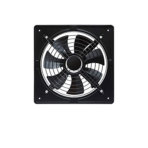 JYDQM Extractor de ventilación montado en la Pared de bajo Ruido en el hogar, baño, Cocina, ventilación, Extractor de Aire