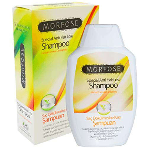 Morfose Anti Haarausfall Shampoo Herbal Shampoo 300 ml