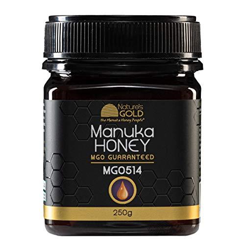 Nature's Gold - Manuka Honig MGO 500+ (250g) - 100% Manuka aus Australien