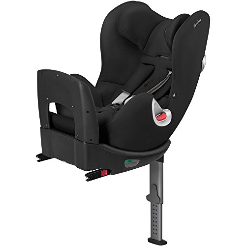 Cybex Reboard-Kindersitz Sirona - happy black - Modell 2016