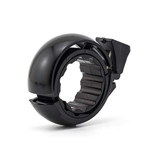 Eroyal aluminium fietsbel, geluid, helder geluid bel, voor racefiets, mountainbike, kinderfiets, cruiserbike, compatibel met stuur 22,2 mm - 31,8 mm
