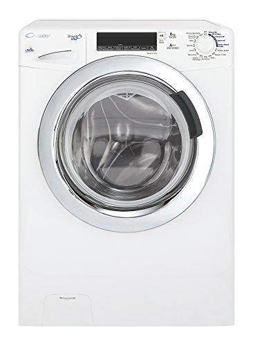 Candy GV42 138TWC3-01 Libera installazione Carica frontale 8kg 1300Giri min A+++ Bianco lavatrice