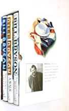 Bill Bryson Box Set : Three Vols. A Walk in the Woods, Notes from a Big Country, Notes from a Small Island