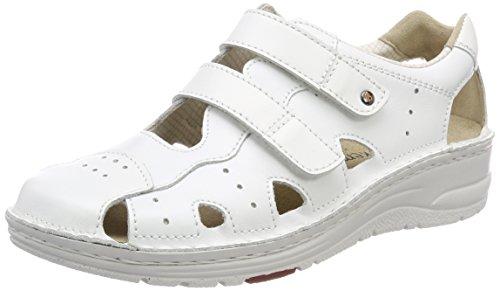 Berkemann Damen Larena Sneaker, Weiß (Weiß), 42 2/3 EU