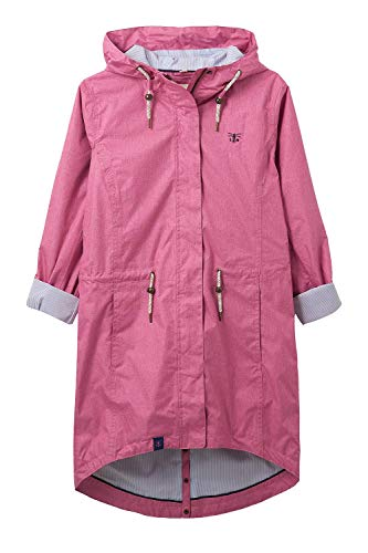 Lighthouse Emily - Damen Jacke - wasserdicht - Rosa - 44