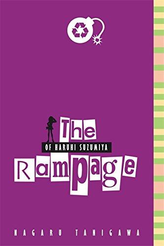The Rampage of Haruhi Suzumiya (light novel) (The Haruhi Suzumiya Series)