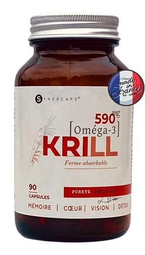OMÉGA-3 HUILE DE KRILL ULTRA PURE   Krill Oil...