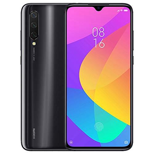 "Smartphone Xiaomi Mi 9 Lite 128GB Onyx Grey Android 9.0 Dual Chip Câmera Tripla Tela 6.39"" Lacrado"