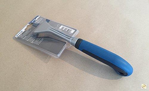 Farbschaber PLUS 2K Ergo Soft Griff 50mm Entfernen von Lack Farbe an Fenster, Türen oder Wände