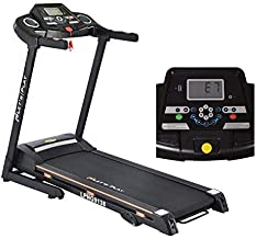 LET'S PLAY® LP-NG9138 Automatic Treadmill 2.5HP Motor (Peak 4.5HP) Hydraulic Foldable Motorized Treadmill with Music Speak...