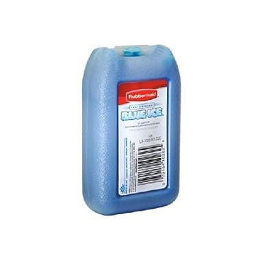 Rubbermaid - 1026-TL-220  BLUE ICE  MINI PAK, Reusable, 8 OZ (4 Pack)