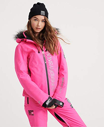 Superdry Ski Run Skijacke Damen