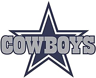 cowboys vinyl decal