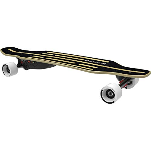 Our #5 Pick is the RazorX Longboard Electric Skateboard