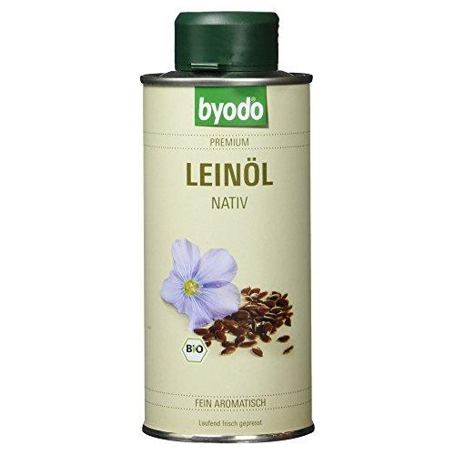 Byodo Bio Leinöl Nativ, 250 ml