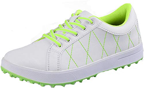Zapatos de Golf Mujer Impermeables Marca PGM
