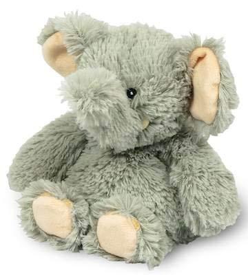 Elephant Junior WARMIES Cozy Plush Heatable Lavender Scented Stuffed Animal