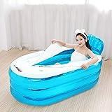 RVTYR Kinder wachsen in Anzahl verdicken Baby-Badewanne Bad Barrel Inflatable Badewanne Badewanne Babyartikel Kinder Baby Bad badewann (Color : D)