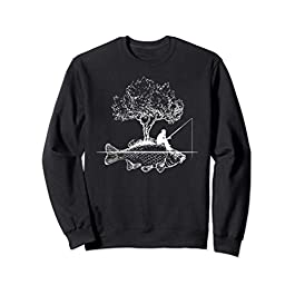 Pêche Poisson Carpe Pêcheur Cadeau Vintage Sweatshirt