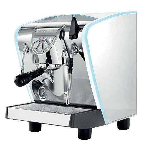 Nuova Simonelli Musica Lux Espressomaschine Semiprofessionelle Kaffeemaschine für den gehobenen Privathaushalt, kleine Büros und Bars