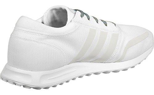 adidas Unisex Los Angeles Weiß Mesh Sneaker 36
