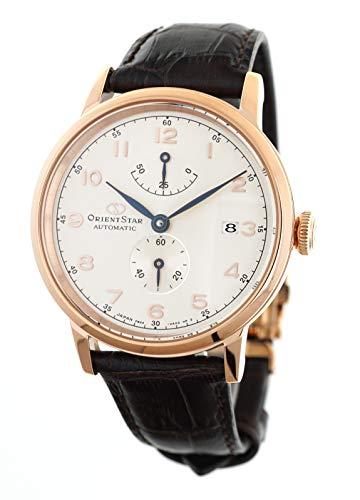 Orient Star Heritage Gothic Power Reserve - Reloj de vestir, color oro rosa RE-AW0003S