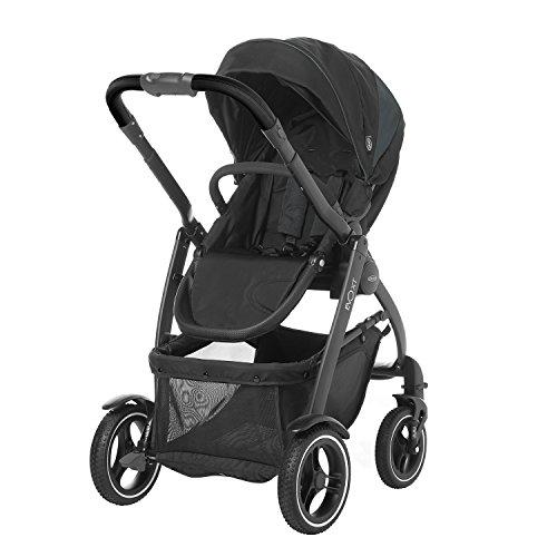 Graco Evo XT-kinderwagen, zwart/grijs