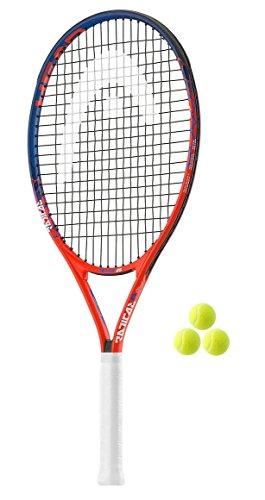 Head Radical Junior 19,21,23,25,26raqueta de tenis +...