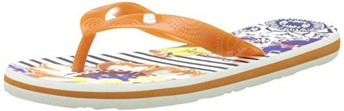 Desigual61Hs5B1 - Flip-Flops Donna, Blu (5000 Navy), 37