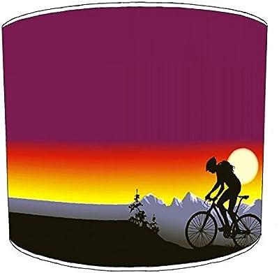 Premier Lighting 10 inch Cycling Bicycle Abat-jour4 pour Une Lampe de Table