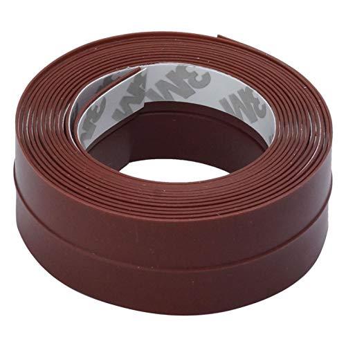 prendre すきま風 防止シート テープ 隙間風 防止 すき間風 対策 ストッパー 窓 サッシ ドア 埃 害虫 プロテクト (ブラウン) PR-BREEZETAPE-BR