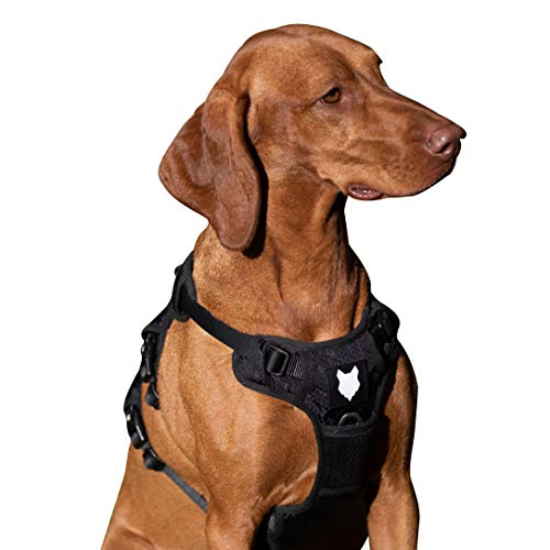 Fenrir Ragnar Dog Harness Black (L)
