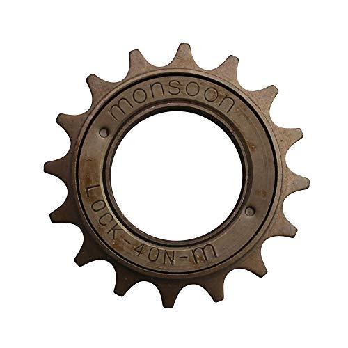 Rueda libre 1 V p2r 16d bronce (para cadena 3.30-1-2' x1-8' City-BMX)