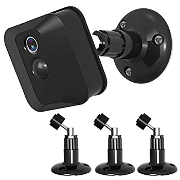 Blink XT Blink XT2 Camera Wall Mount,360 Degree Protective Adjustable Indoor Outdoor Mount for Blink XT Outdoor Camera Security System Black -3PACK