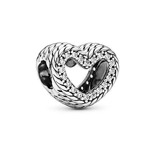 PANDORA Heart Charm Cubic Zirconia