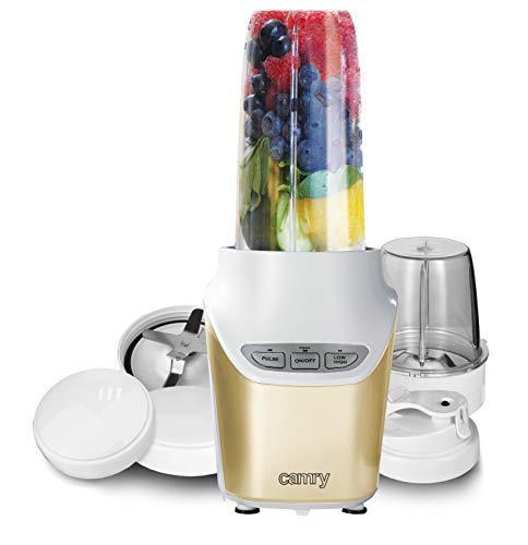 CAMRY CR 4071 Blender personnelles, Plastique, Multicolore, Taille Unique